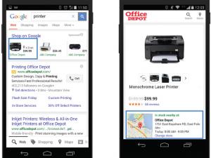Google lance «Store visits» ! Du Web to Store Dans AdWords