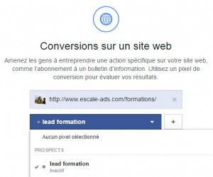 facebook ads conversions