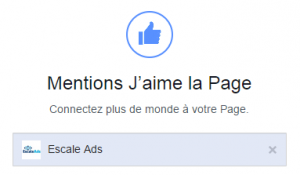 plus de mention j'aime facebook