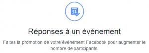 facebook ads evenement