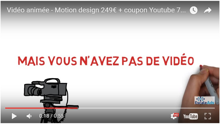 Video Telling 249€ H.T