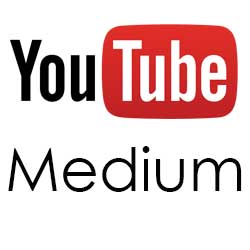 Pack Youtube Medium
